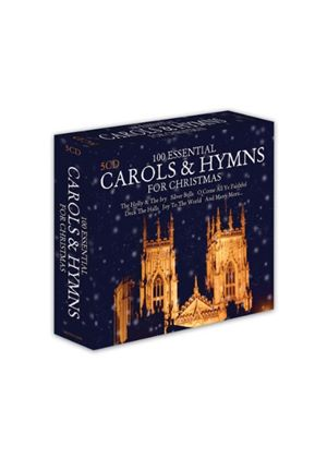 Various Artists - 100 Essential Carols And Hymns For Christmas (Music CD)