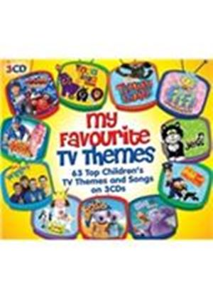 Various Artists - My Favourite TV Themes (Music CD)
