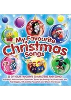 Various Artists - My Favourite Christmas Songs (Music CD)