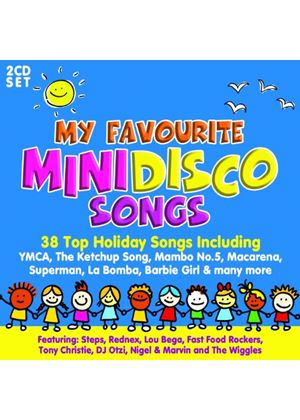 Various Artists - My Favourite Mini Disco Songs (Music CD)