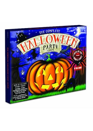 Various Artists - Complete Halloween Party Album, The (Music CD)