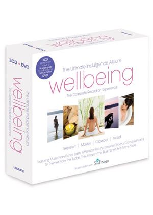 Various Artists - Wellbeing - The ultimate Indulgence Album (Music CD)
