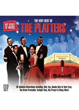 Platters (The) - Very Best of the Platters (Music CD)