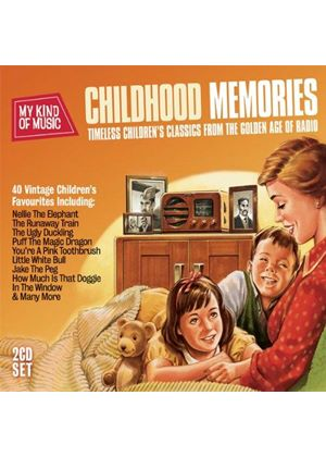 Various Artists - Childhood Memories (Timeless Children's Classics From the Golden Age of Radio ) (Music CD)