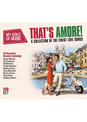 Various Artists - My Kind of Music (That's Amore!) (Music CD)