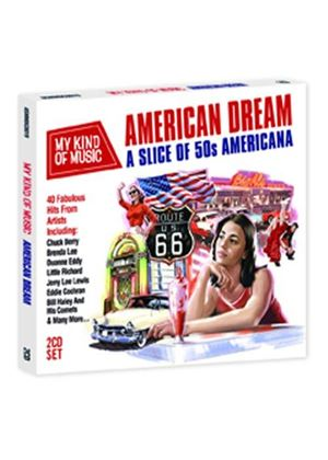 Various Artists - My Kind of Music (American Dream - A Slice of 50s Americana) (Music CD)