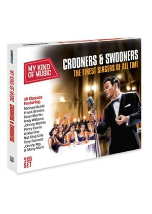 Various Artists - My Kind of Music (Crooners & Swooners) (Music CD)