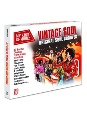 Various Artists - My Kind of Music (Vintage Soul - Original Soul Grooves) (Music CD)