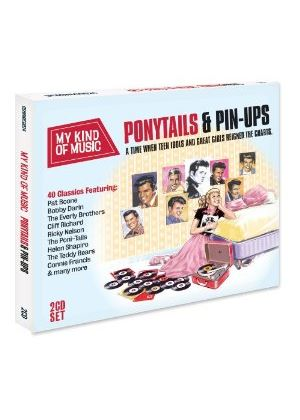 Various Artists - My Kind of Music (Ponytails & Pin-Ups) (Music CD)