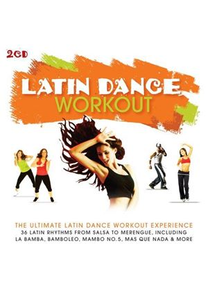 Various Artists - Latin Dance Workout (Music CD)