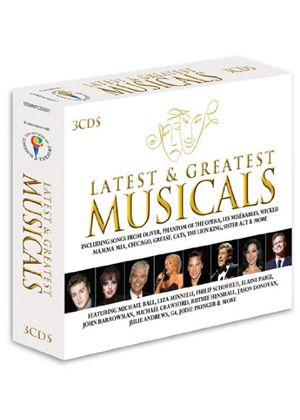 Various - Latest & Greatest Musicals (3CD) (Music CD)