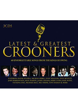 Various Artists - Latest And Greatest Crooners (Music CD)