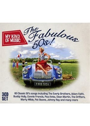 Various Artists - Fabulous 50s, The (My Kind Of Music) (Music CD)