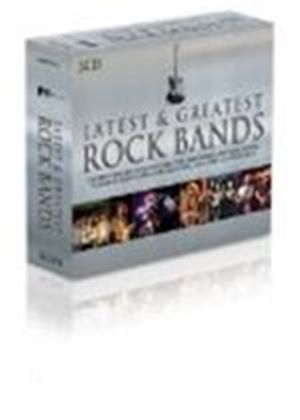Various Artists - Latest & Greatest Rock Bands (Music CD)