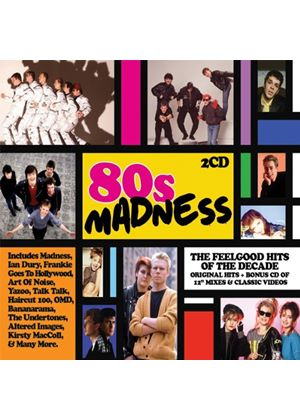 Various Artists - 80s Madness (Music CD)