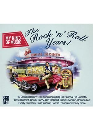 Various Artists - My Kind of Music (The Rock 'n' Roll Years) (Music CD)