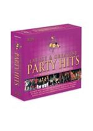 Various Artists - Latest & Greatest Party Hits (Music CD)