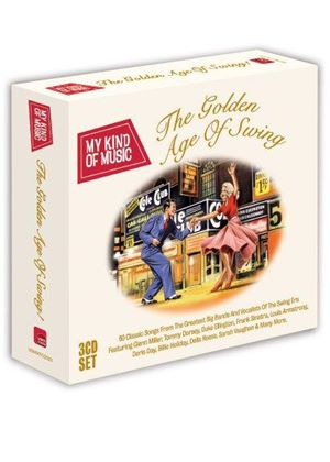 Various Artists - My Kind of Music (The Golden Age of Swing) (Music CD)