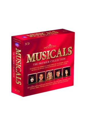 Various Artists - Musicals (The Premier Collection/Original Soundtrack) (Music CD)
