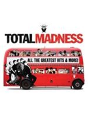 Madness - Total Madness (CD + DVD) (Music CD)