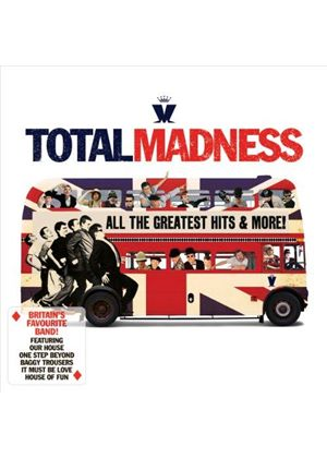 Madness - Total Madness (All the Greatest Hits & More!) (Music CD)