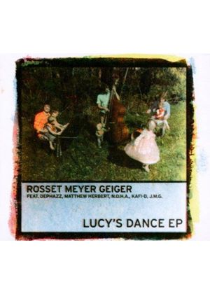 Gabriel Meyer - Lucy's Dance (Music CD)