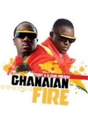 Teddy & G. Tank - Ghanaian Fire (Music CD)
