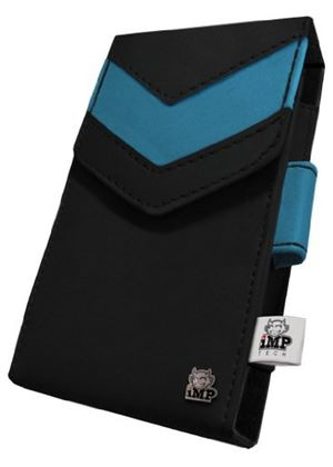 iMP Pro V2 Slip Case Accessory Pack - Aqua Blue (Nintendo 3DS)
