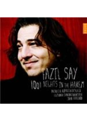 Say: 1001 Nights in the Harem (Music CD)