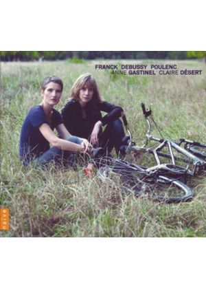 French Music for Cello and Piano (Music CD)
