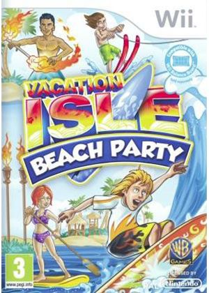 Vacation Isle - Beach Party (Wii)