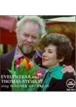 Lear/Stewart - Evelyn Lear And Thomas Stewart Sing Wagner And Strauss