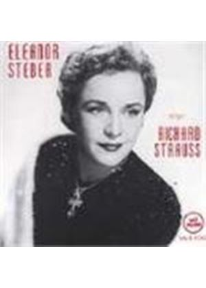 Eleanor Sterber sings R. Strauss