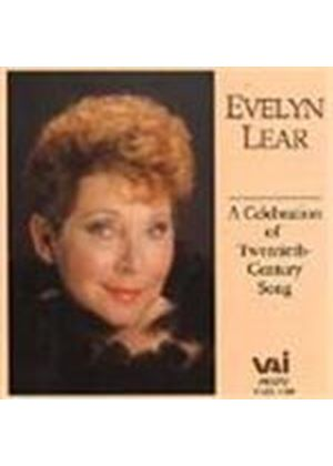 Evelyn Lear: A Celebration of 20th Century Song