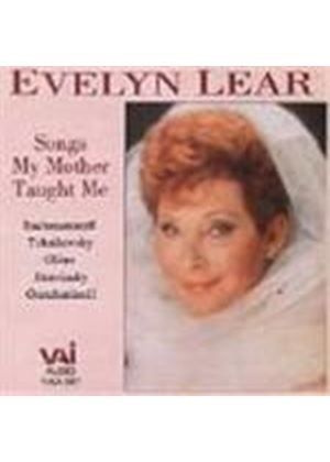 Songs my Mother Taught Me - Evelyn Lear