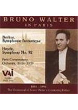 Bruno Walter in Paris