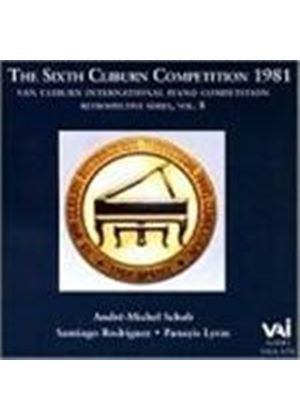Various Artists - Van Cliburn Piano Competition Retrospective Vol.8 - 1981