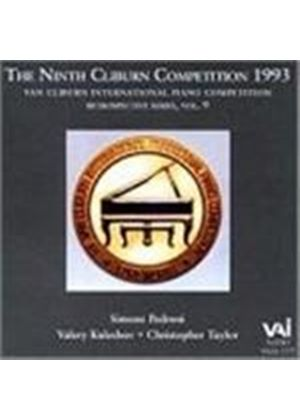 Various Artists - Van Cliburn Piano Competition Retrospective Vol.9 - 1993