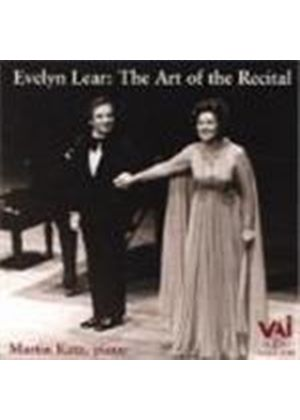 Evelyn Lear - The Art of the Recital