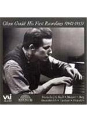 Glenn Gould: His First Recordings, 1947 to 1953