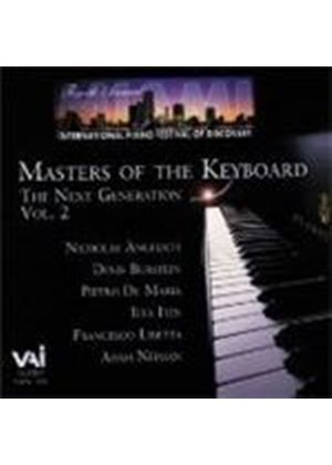 Masters of the Keyboard - The Next Generation, Vol 2