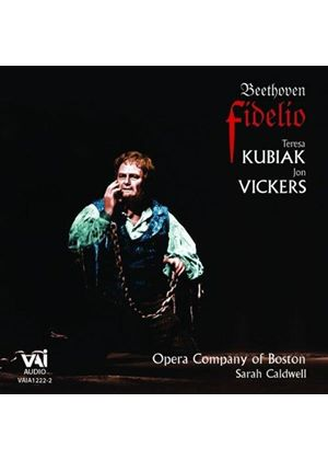 Ludwig Van Beethoven - Fidelio [Live 1976] (Vickers, Kubiak, CO. Of Boston)