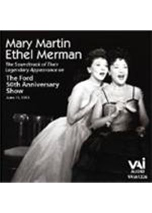 VARIOUS COMPOSERS - The Ford 50th Anniversary (Merman, Martin)