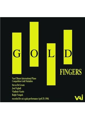 Goldfingers - Van Cliburn International Piano Competition