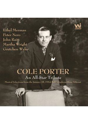 Various Artists - Cole Porter All-Star Tribute 28.1.64/Merman Songs From 1960