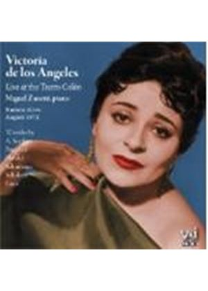 Victoria de los Angeles - Live at the Colon