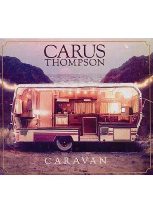Carus Thompson - Caravan (Music CD)