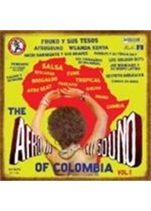 Various Artists - Afrosound Of Colombia, The (Music CD)
