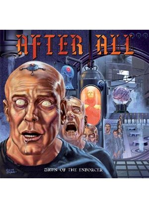 After All - Dawn of the Enforcer (Music CD)