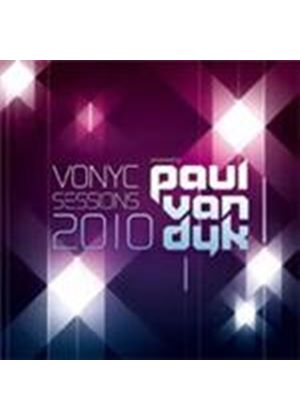 Various Artists - VONYC Sessions 2010 (Presented By Paul Van Dyk) (Music CD)